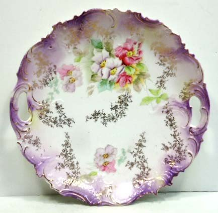 57: HP RS Prussia Cake Plate
