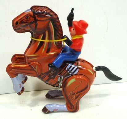 11: Mech. Cowboy/Horse - 2
