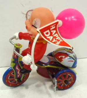 12: Mech. Clown Tricycle - 2