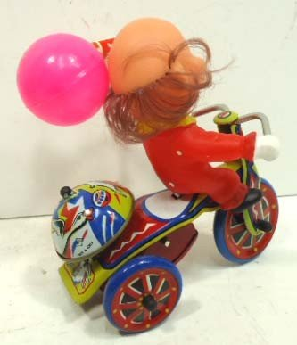 12: Mech. Clown Tricycle - 3
