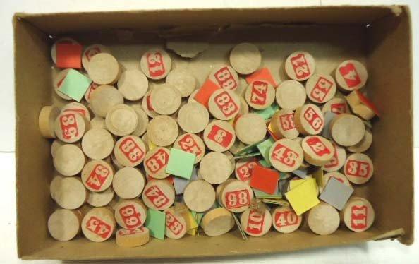 13: Milton Bradley Lotto game - 2