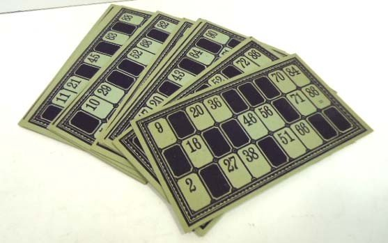 13: Milton Bradley Lotto game - 3