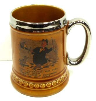 15: Lord Nelson Pottery Stein
