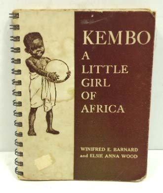 45: 1928 Kembo Little Girl of Africa Book