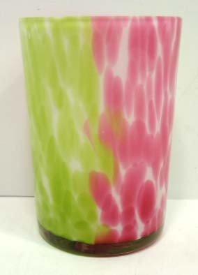 4: Vict. Cased Art Glass Tumbler