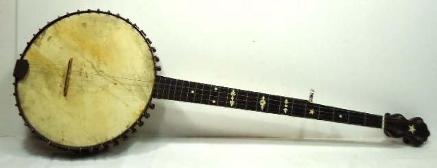 "8A: 5 String Banjo ""Supertone"""