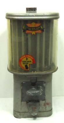 11A: 1¢ Gum Machine