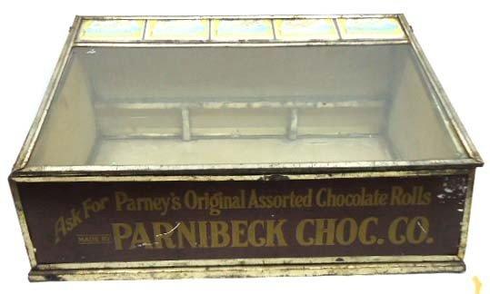 11B: Parnibeck Chocolate Store Display