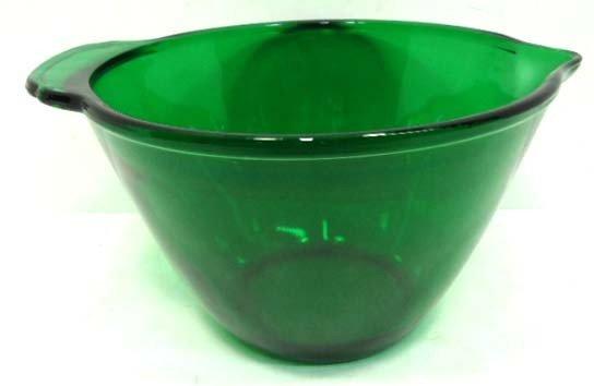 5: Forest Green Batter Bowl