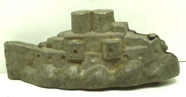 6: Ice Cream Mold Ship