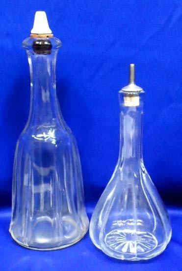 16: 2 Barber Bottles