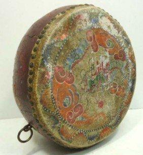 Old Oriental Drum