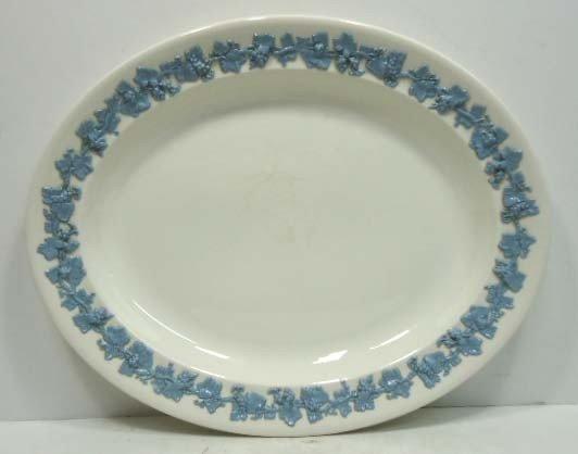 78: Wedgewood Qweensware Platter