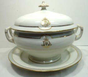 Soup Tureen & Underplate