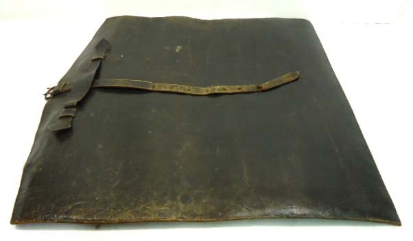 157: Leather Document Case