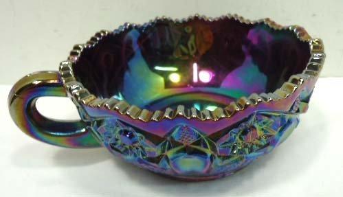 14: Carnival Glass Dish