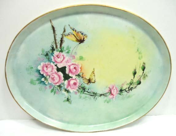 32: HP Limoges Tray