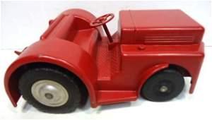 100D: Doepke 1954 Clark Airport Tractor