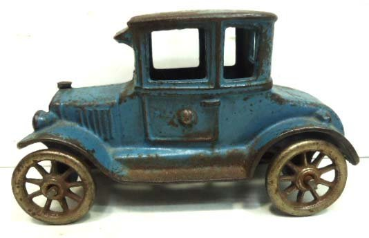 130C: Early CI Model T