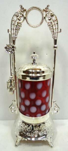 140: Cranberry Pickle Castor