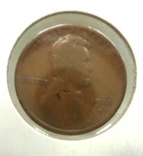 1914 D Lincoln Cent Key Date