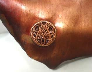 103: Vtg Bergamot Brass Works & Linden Leaf Buckles - 5