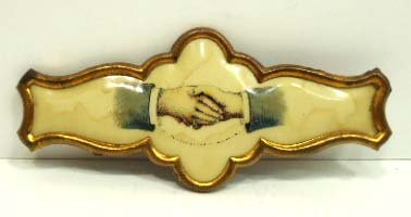204: Whitehead & Hoag Vtg. Friendship Pin