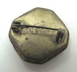 Italian Micro Mosaic Brooch - 3