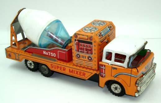 6: Friction Tin Super Mixer