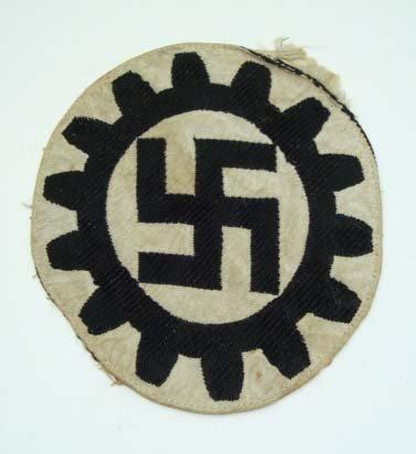 16: Nazi Labor Corp. Patch