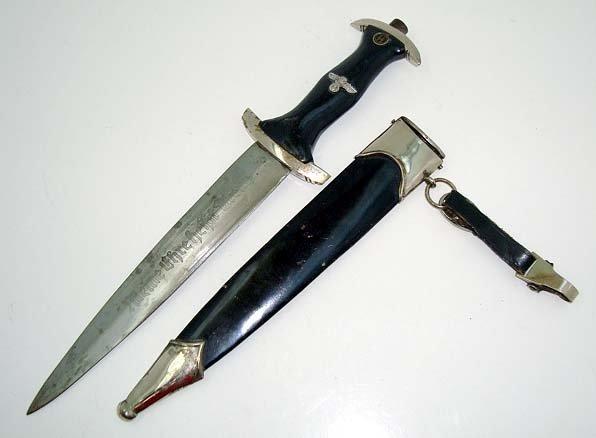 153: Nazi SS Dagger