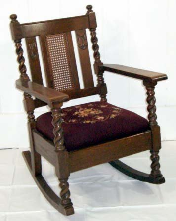 5A: Mission Rocking Chair