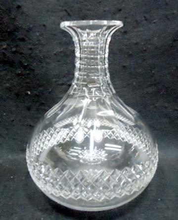 2: Cut Glass Carafe
