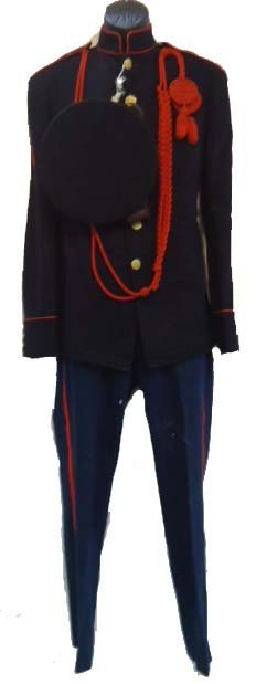 161: Model 1902 US Army Artillery Tunic