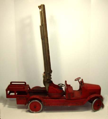 99: Buddy L Aerial Ladder Truck
