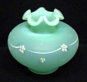 Fenton Squat Vase