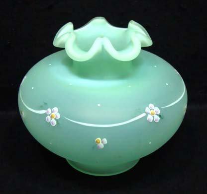 15: Fenton Squat Vase