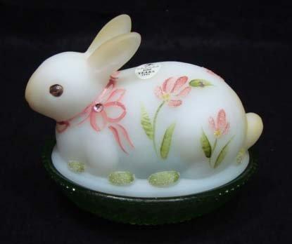 21: Fenton Bunny On Nest