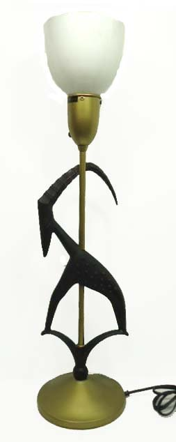 9: Deco Gazelle Lamp
