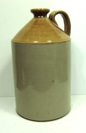 2: 3 Gal. Stoneware Jug