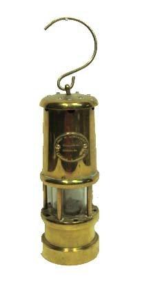 3: Early Brass Miner's Lantern