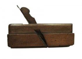 7: Wood Molding Plane