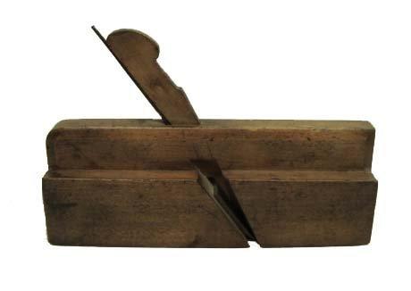 8: Wood Molding Plane