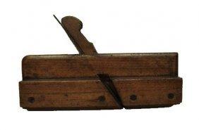 10: Wood Moulding Plane