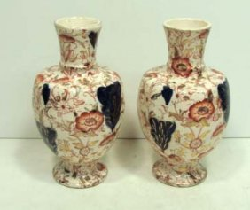 20: Pr. Gandy Welsh Vases