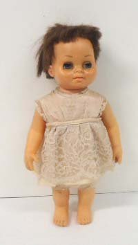 3: Tiny Chatty Baby Doll