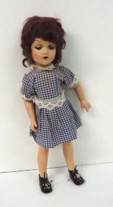 9: Composition Doll