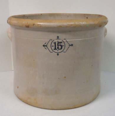 5A: 15 Gallon Crock
