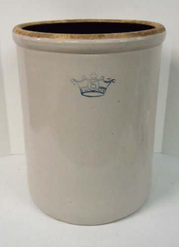 5C: 15 Gallon Crock