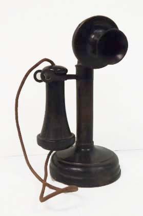 6: Kellogg Candlestick Telephone
